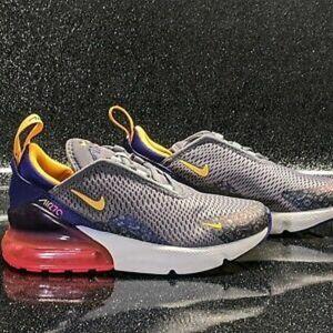 "Nike Air Max 270 ""Laser Orange""  2.5Y youth"